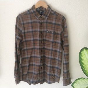 Volcom Flannel Modern Fit